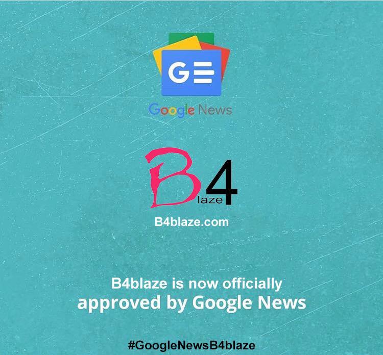 B4blaze Google News
